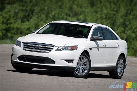 2010 ford taurus review list of car and truck pictures and auto123