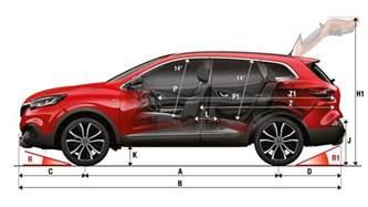 Renault Captur Dimensions All New Kadjar Cars Renault Uk