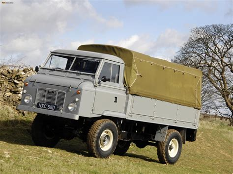 land rover forward control photos of land rover series ii forward control 1962 74