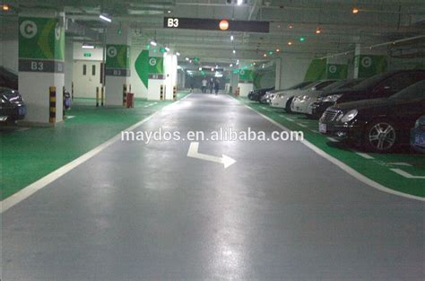 Maydos Car Parking Epoxy Resin Floor Paint Colors On