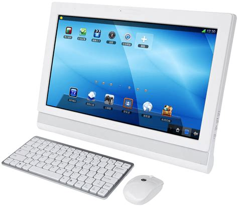android all in one android climbs into cloud based desktop computer home tech technewsworld