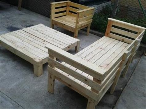 pallet bench for sale pallet furniture picnic benches east rand other