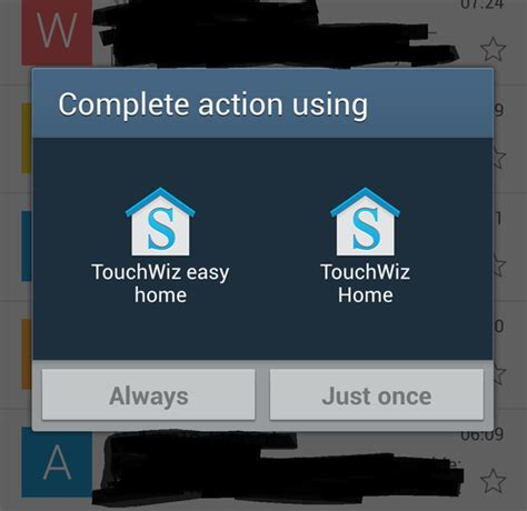 touchwiz found this by android forums at