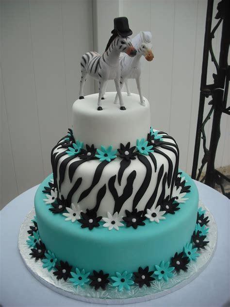 Cake Decorating Ideas For Zebra Print Sprinklebelle Zebra Wedding Cake