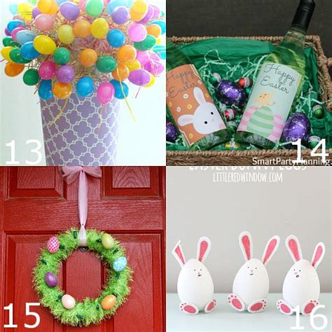 Easy Home Made Christmas Decorations 32 diy easter decorations the gracious wife