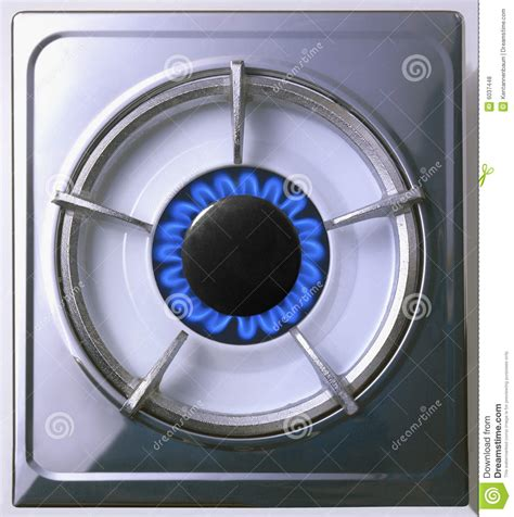Oven Gas Bintang Top stovetop gas burner royalty free stock photos image 6037448