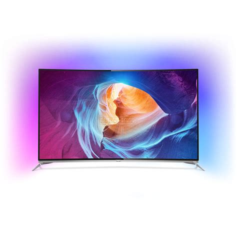 philips led l price 55 quot curved ultra hd led lcd tv philips 55pus8700 12