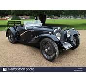 A 1934 Triumph Dolomite 8C SS Corsica Roadster Classic Car
