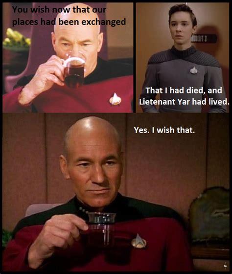 Next Gen Dev Meme - lord of the trek star trek the next generation parodies