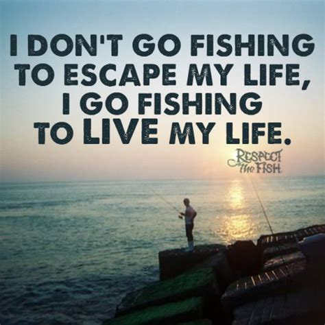 fishing quotes fishing quotes respect the fish
