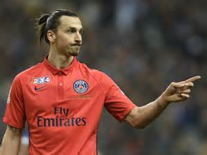 Zlatan Ibrahimovic Zlatan Ibrahimovic Is Thick As Two Planks And