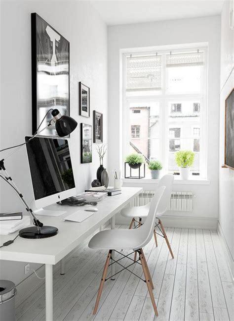 petit bureau de travail am 233 nagement d un petit espace de travail le bureau style