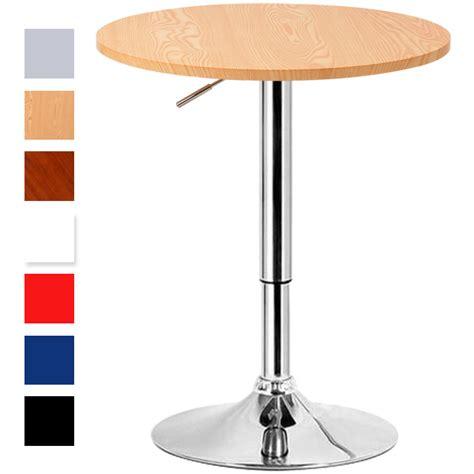 Adjustable Kitchen Table Bar Table Bistro Table Spuare Kitchen Dining Swivel Pub Table Adjustable U053 Ebay