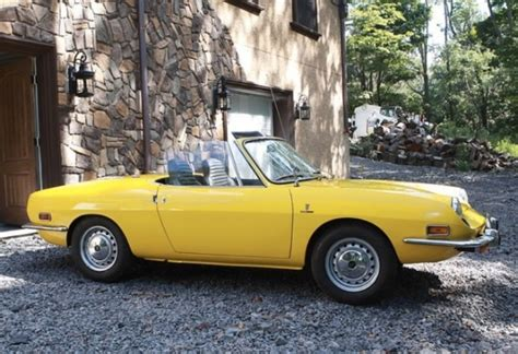 never this 1973 fiat 850 spider bring a trailer