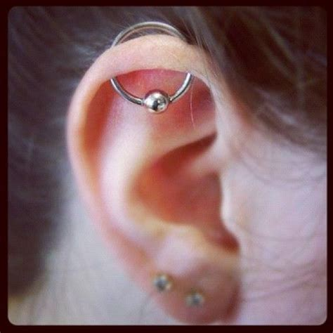 1000 ideas about orbital piercing on