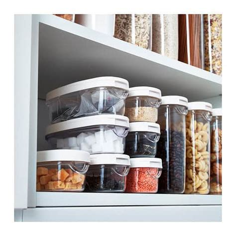 ikea food storage pantry organization re v phase 1 michelle james designs