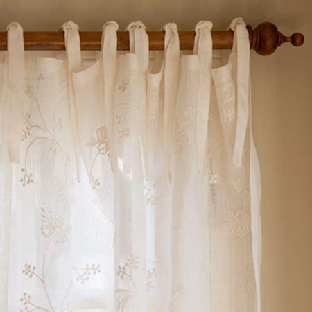 cream sheer curtains matilda cream curtain panel linen voile