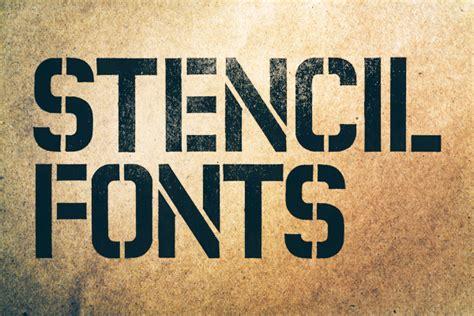 font photoshop stencil fonts photoshop brushes