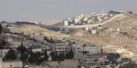 bank of israel israel settlement construction continues government plans