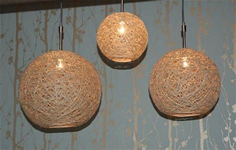 Home Dzine Craft Ideas How To Make Your Own Lshades Make Your Own String Lights