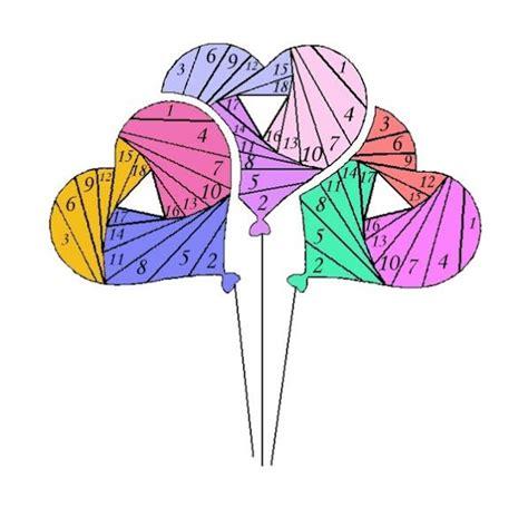 Iris Paper Folding Patterns - 604 best images about iris folding on irises
