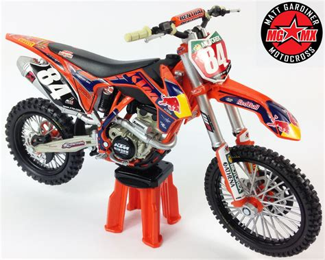motocross cast jeffrey herlings redbull ktm sxf250 1 12 die cast