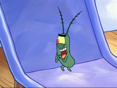 spongebuddy mania spongebob episode walking  plankton