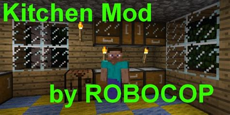 Kitchen Mod For Minecraft Pc 1 6 4 Forge Kitchen Mod V1 7 3 Update