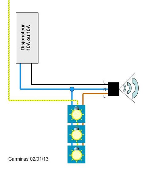 Installation Detecteur De Mouvement by Questions R 233 Ponses 201 Lectricit 233 Installation D 233 Tecteur De