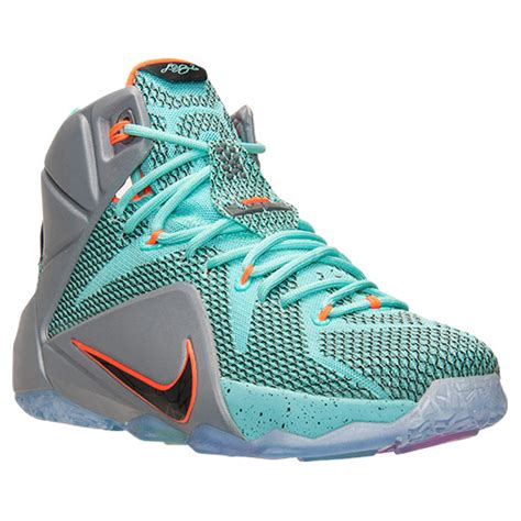 cool mens basketball shoes s nike zoom lebron 12 basketball shoes hyper turquoise