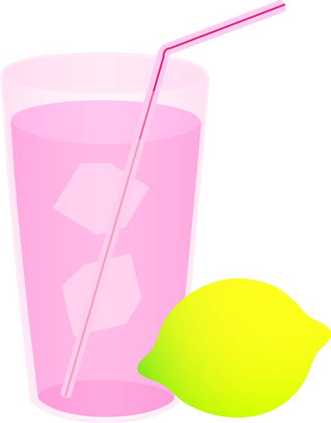 lemonade clipart pink lemonade clipart