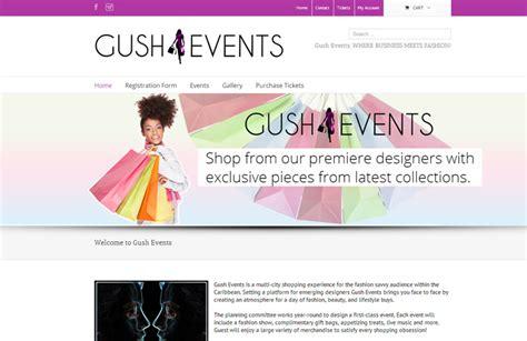 Online Website Design outdoor furniture ecommerce web design