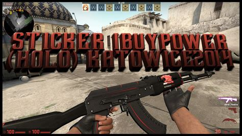 Www Ibuypower Com Giveaway - cs go giveaway sticker ibuypower holo katowice 2014 powered by csgo finale
