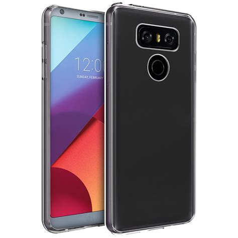 Casing Lg G6 System Of A Adidas Custom flexi gel for lg g6 clear