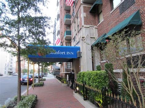 tolle aussichten picture of comfort inn downtown dc