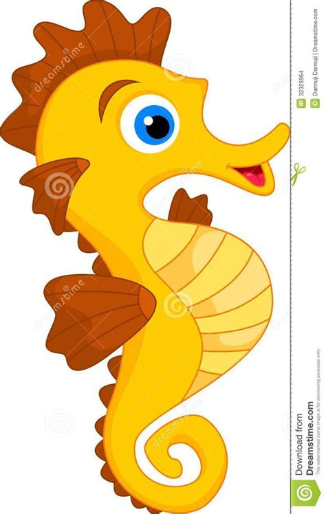 seahorse clip animated seahorse clipart illustration of seahorse