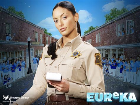 eureka posters tv series posters and cast