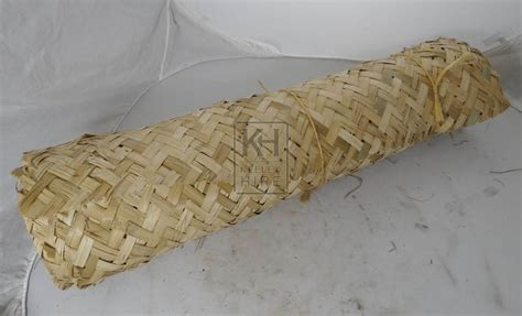 Reed Matting by Themes Prop Hire 187 187 Roll Reed Matting Keeley Hire