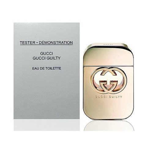 Tester Gucci Guilty For Edt 75 Ml Original gucci by gucci 75ml edt tester pink city
