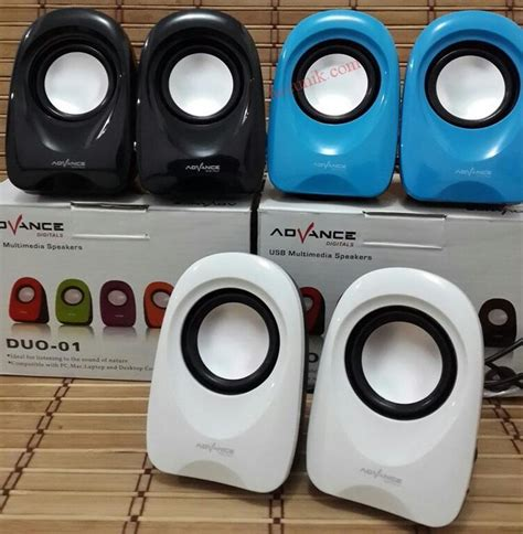 Speaker Advance Speaker Hp Komputer Advance Duo 080 jual speaker komputer advance duo no 01 kualitas bagus