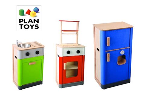 Plan Toys Kitchen by Play Kitchen