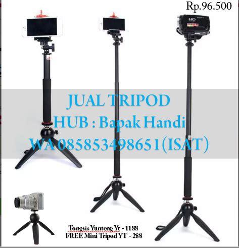 Tongsis Handycam 085853498651 isat tongsis yunteng yt 1188 free mini tripod yt 288