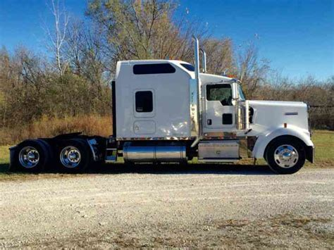 kw sales kenworth w900 2006 sleeper semi trucks
