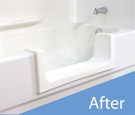 bathtub step baignoire adaptee baignoires m 233 dicales adapt 233 e et