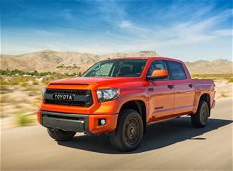 How Much Is A Toyota Tundra 2015 Toyota Tundra Trd Pro Review Rating Pcmag