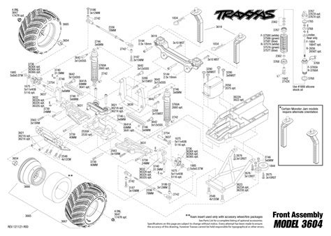traxxas rustler parts diagram stede parts diagram pictures to pin on