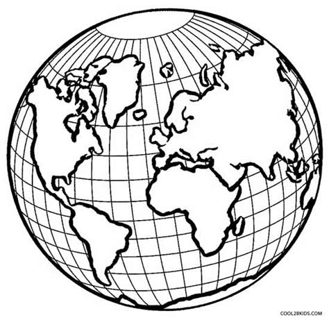 color of earth printable earth coloring pages for kids cool2bkids