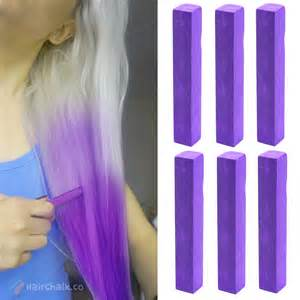 purple temporary hair color best temporary purple hair dye set imperial purple 6