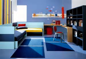 Midcentury Modern Colors - 28 awesome kids room decor ideas and photos by kibuc digsdigs