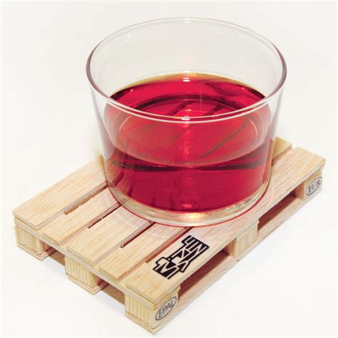 drink coasters wooden palette drink coasters dudeiwantthat